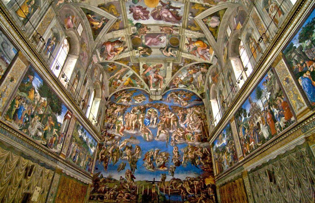tour Vaticano: Capilla Sixtina