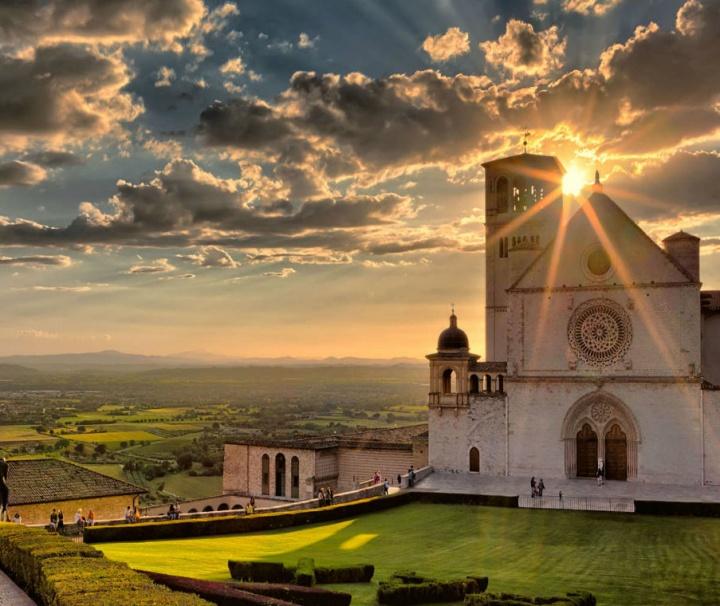 Excursión a Asís desde Roma