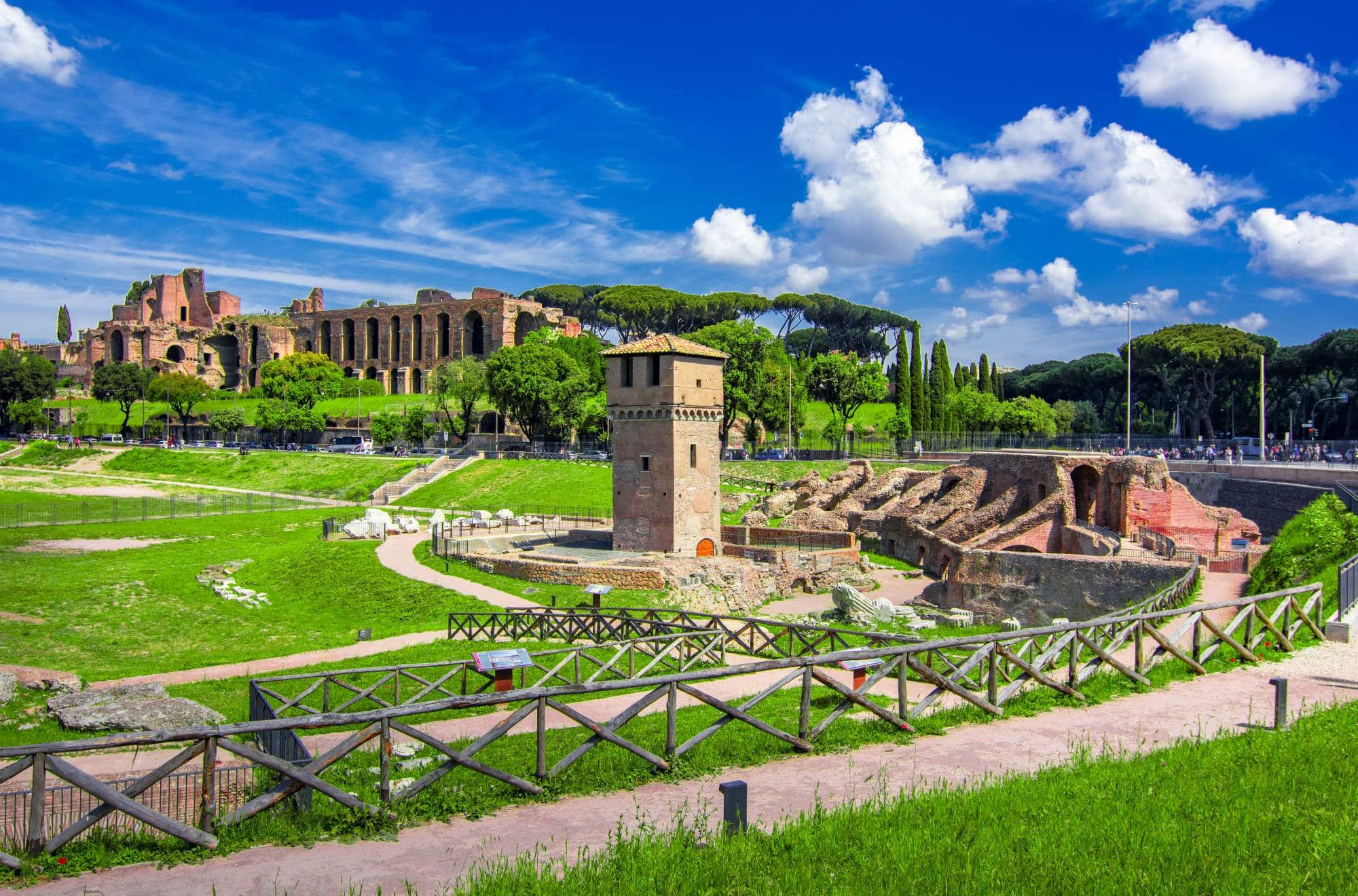 Tour Privado Origenes de Roma