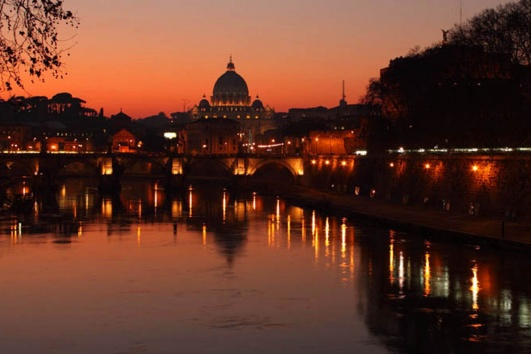 Tour Roma de noche
