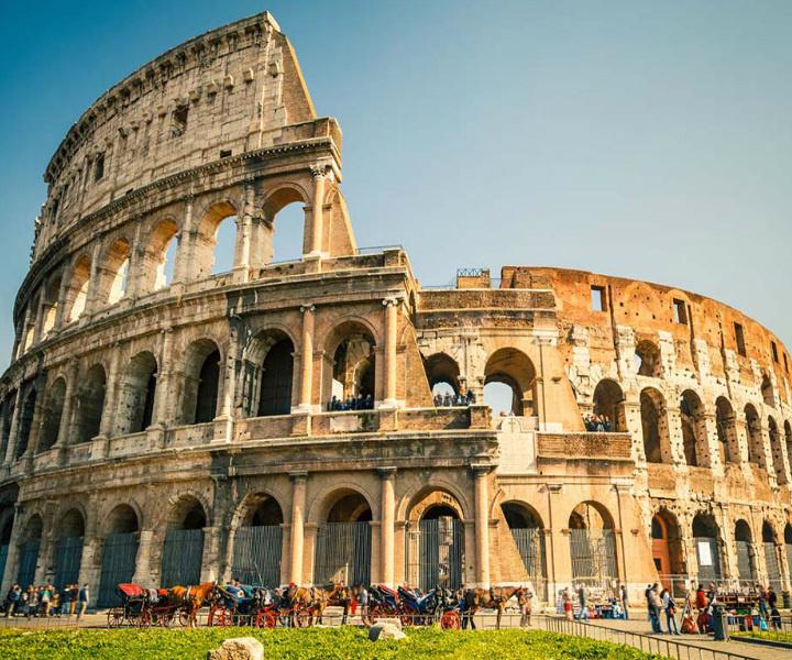 Visita Coliseo, Foro y Palatino