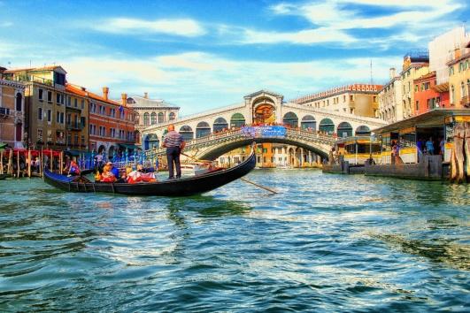 Excursión a Venecia desde Roma con tren de alta velocidad