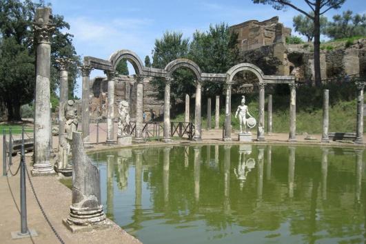 Excursión Villa Adriana y Villa de Este