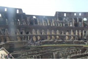 Tour Coliseo subterráneo, Arena, Foro y Palatino
