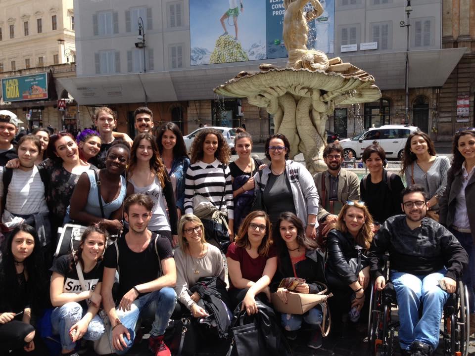 Visita Literaria en Piazza Barberini