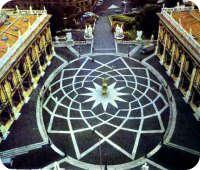 Plaza del Campidoglio Roma