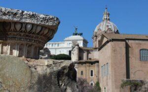 Foro y Curia de Roma
