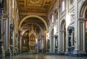 Basílica San Juan de Letran interior