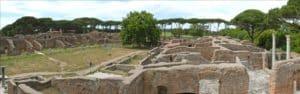 Ostia Antica: Tour Privado