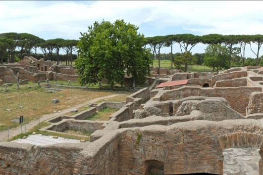 Ostia Antica: Tour Privado