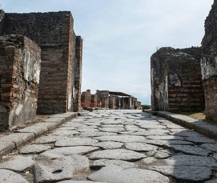 Excursión a Pompeya desde Roma en tren de alta velocidad
