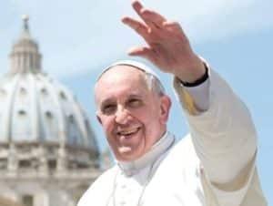 Audiencia con Papa Francisco