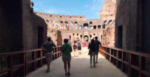Coliseo sin colas