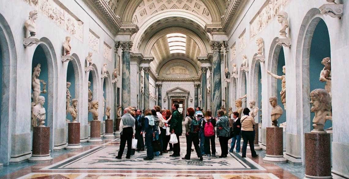 Visita Vaticano sin colas