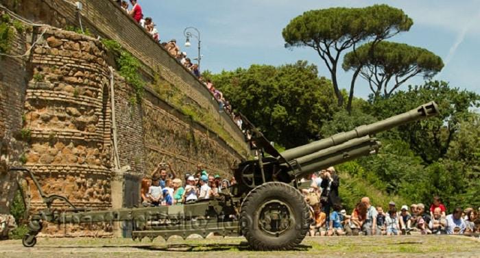 Visitar Roma con niños parques y naturaleza