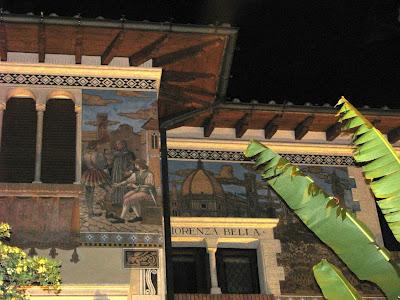 Barrio Coppedè Roma Villa de las Hadas