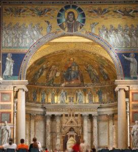 San Pablo Extramuros mosaicos