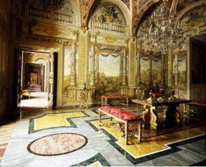 Roma Insólita Palacio Colonna y Maria Mancini