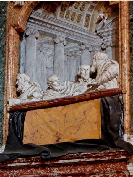 Capilla Cornaro Santa Maria della Vittoria