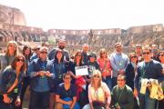 Visita guiada Coliseo, Foro y Palatino