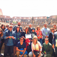 Tour Coliseo en grupo con En Roma