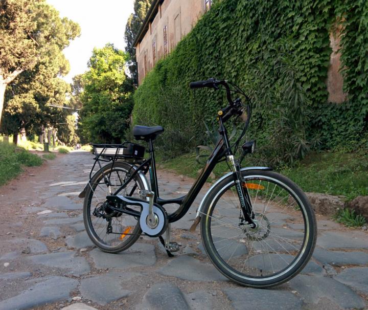 Tour en bicicleta por Roma via Appia 6h