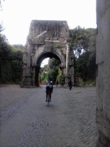 Tour en bicicleta por Roma