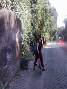 Tour en bicicleta por Roma zona via Appia