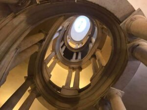 Escalera Palacio Barberini