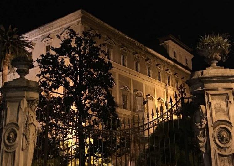 Fachada Palacio Barberini