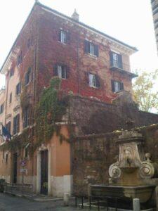 Via Giulia otoño
