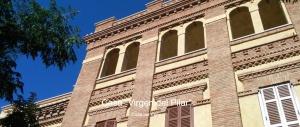 alojamiento en Roma Casa Virgen del Pilar