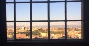 vista de Roma Academia Espana Roma