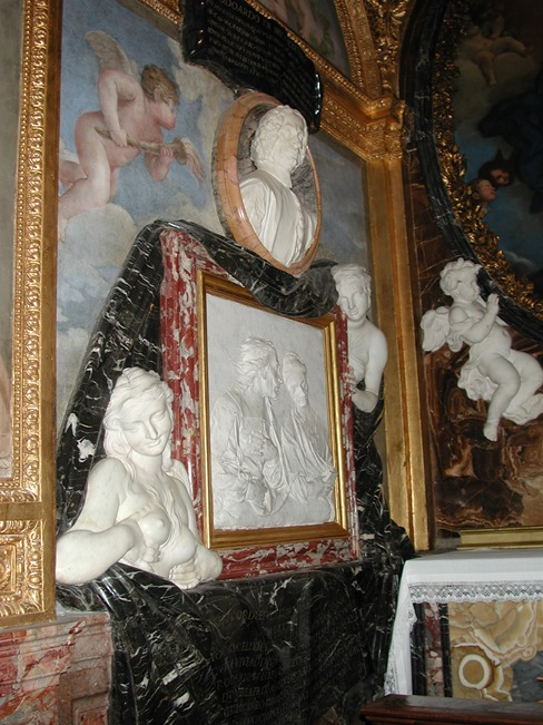 San isidoro roma capilla De Sylva