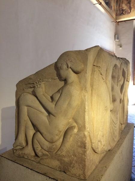 Nacimiento Venus en Palacio Altemps