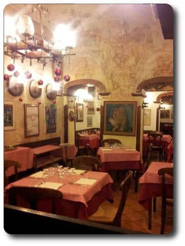 Cena Nochevieja en el restaurante Re degli Amici Roma centro