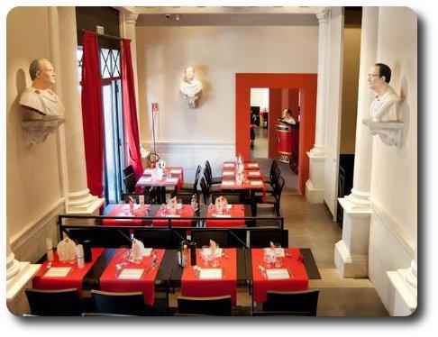 restaurante Satiricus Cena Nochevieja cerca de San Pedro