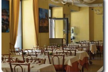 resstaurante Vacanza Romana cena de Nochevieja