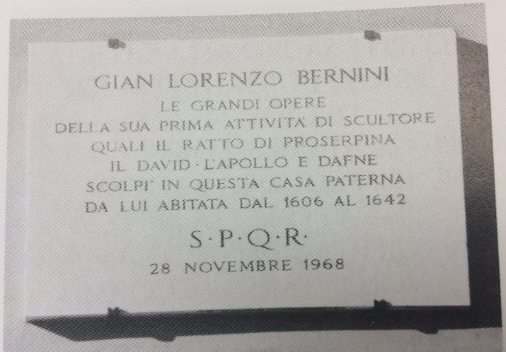 Bernini en Roma