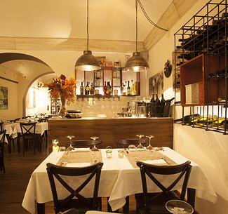 restaurante osteria capolecase centro roma
