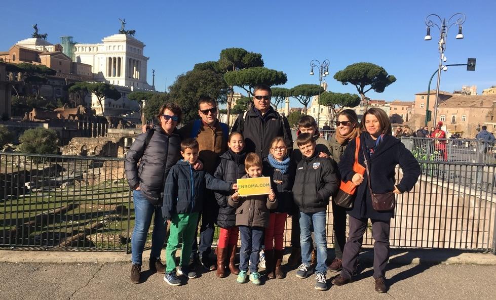 búsqueda del tesoro Antigua Roma