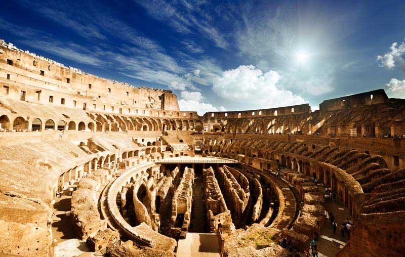 Búsqueda del tesoro Roma Antigua - Con tus niños, En Roma