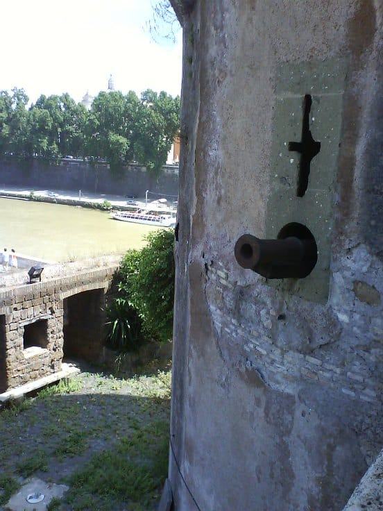 castillo sant angelo roma