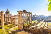 Búsqueda del tesoro Roma Antigua - Tour privado