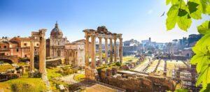 foro romano busqueda del tesoro