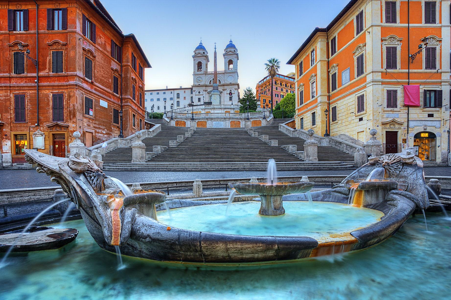 Búsqueda del tesoro Roma del Agua - Tour Privado
