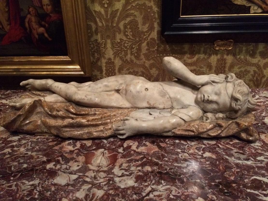 roma barroca escultura museo doria pamphilj