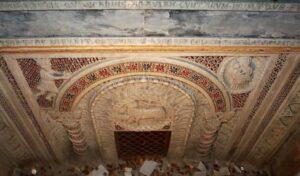 santa maria aracoeli altar medieval