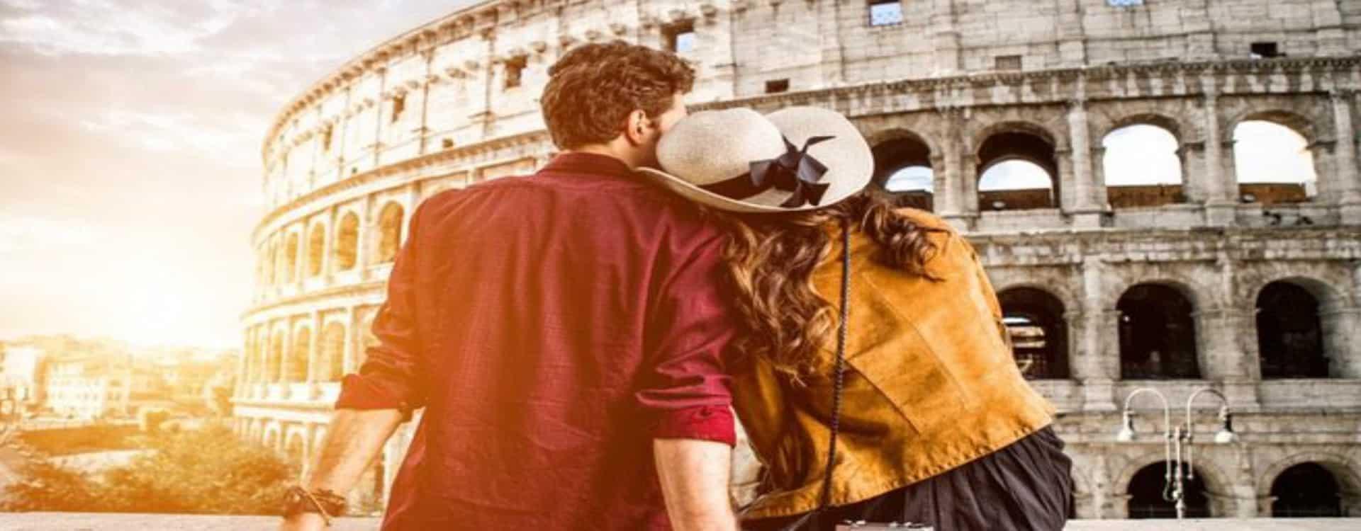 Escapada Romántica a Roma - Paquete turístico 2 personas