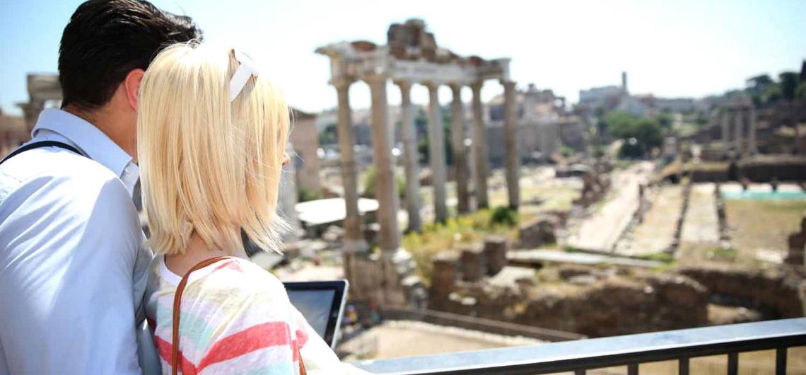 7 consejos para viajar a roma pareja foro